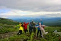 Радость в горах