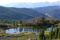 Озеро Акташ