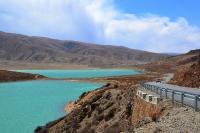 Озеро в Тибете