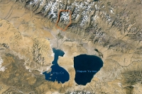 Озера и гора Кайлас