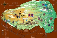 Регионы Тибета