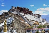 Потала - дворец Далай-Лам