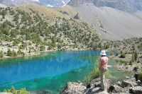 Фантастическое озеро!