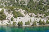 Фантастические озера в Фанаских горах