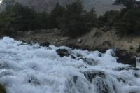 горная река в Фанах