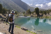 Куликалонское озеро 2950м