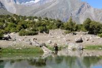 гладь Куликалонского озера