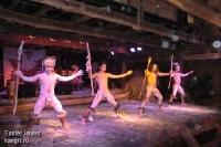 Танцы на о.Пасхи